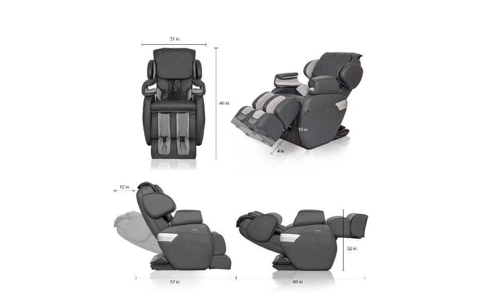 Zero Gravity Kahuna Massage Chair