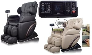 Most Expensive and Comfortable Massage Chair