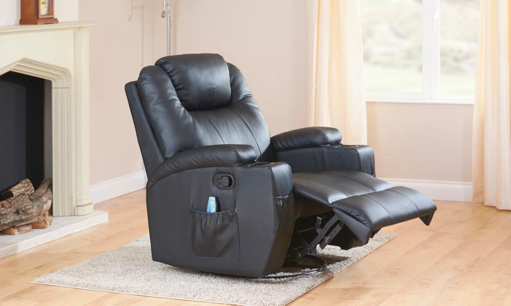 Massage Recliner Chair with Heat and Vibrating